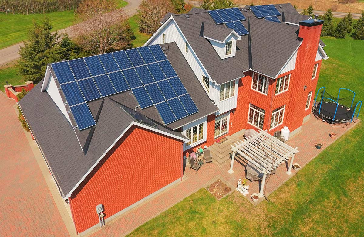 Residential Solar Electric - iSolara Solar Power - Ottawa, On